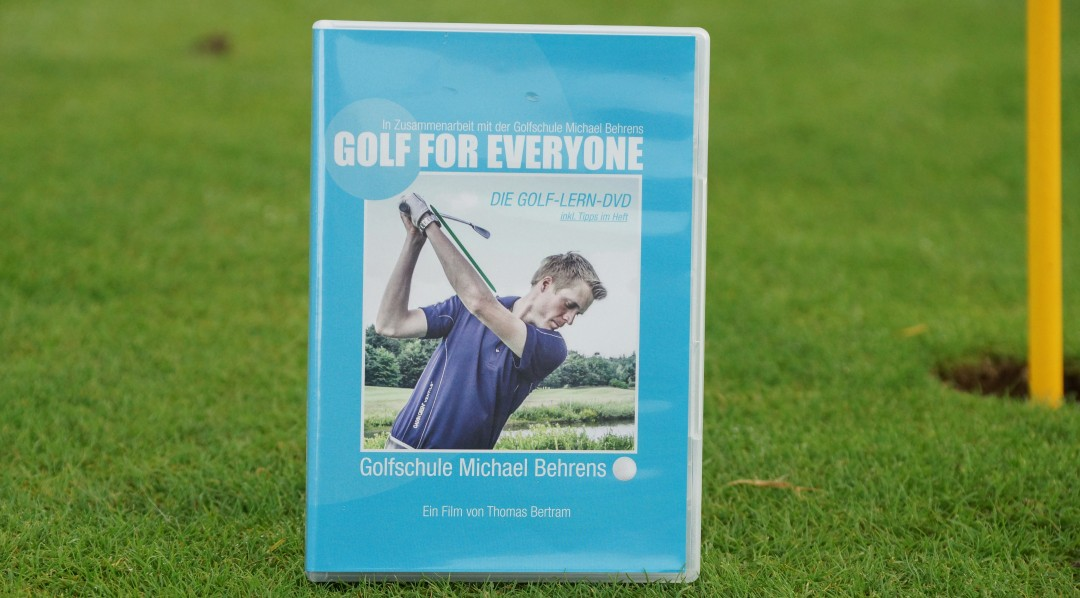 Golf DVD Golf for Everyone